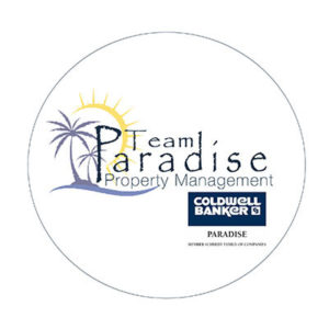 Team Paradise circle logo